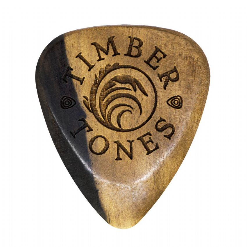 Timber Tones Grip - Malay Ebony - 1 Pick | Timber Tones